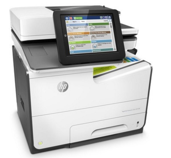 HP PageWide Ent Color MFP 586dn