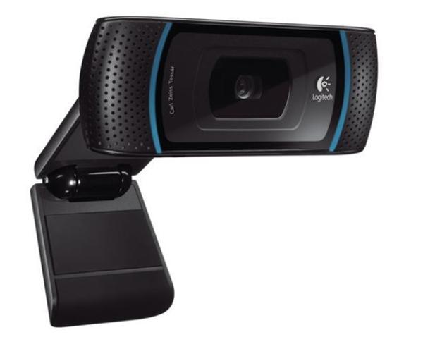 Logitech® HD Webcam B910