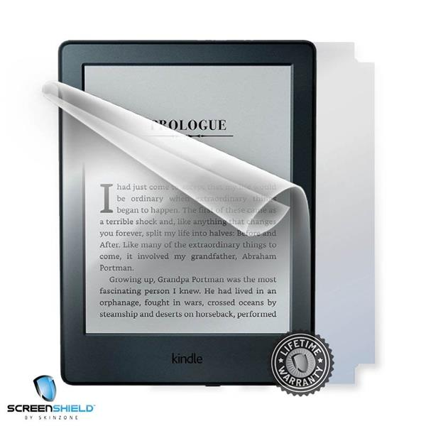 ScreenShield Amazon Kindle 8 - Film for display + body protection