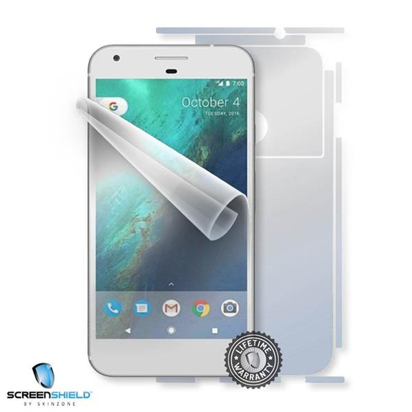 ScreenShield Google Pixel - Film for display + body protection