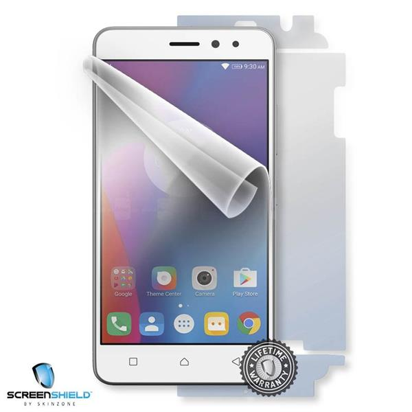 ScreenShield Lenovo K6 K33a48 - Film for display + body protection