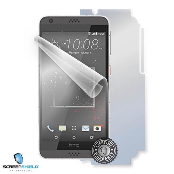 ScreenShield HTC Desire 630 Dual Sim - Film for display + body protection