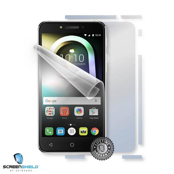 ScreenShield ALCATEL One Touch 5080X Shine Lite - Film for display + body protection