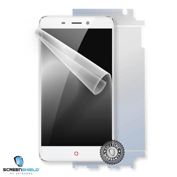 ScreenShield Nubia N1 NX541J - Film for display + body protection