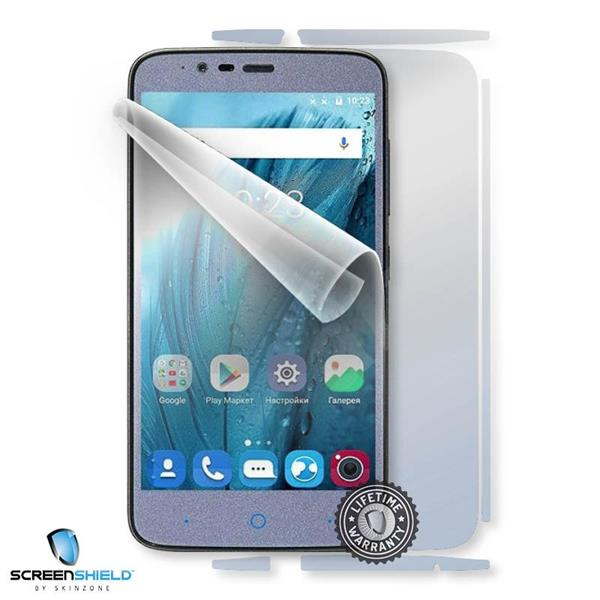 ScreenShield ZTE Blade A310 - Film for display + body protection