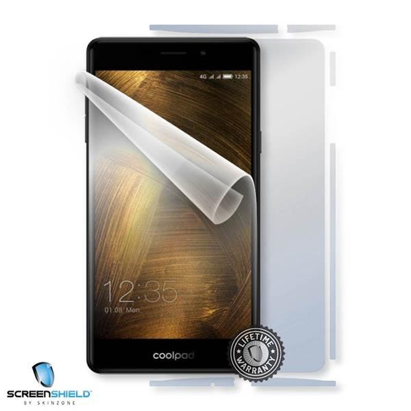 ScreenShield Coolpad Modena 2 E502 - Film for display + body protection