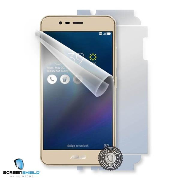 ScreenShield Asus Zenfone 3 Max ZC520TL - Film for display + body protection