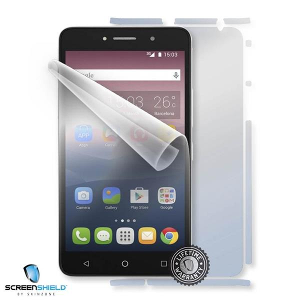 ScreenShield ALCATEL One Touch 8050D Pixi 4 - Film for display + body protection