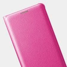 Samsung flipové púzdro EF-FA520PP pre Samsung Galaxy A5 (2017) Ružové