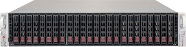 Supermicro® CSE-216BE2C-R741JBOD 2U chassis