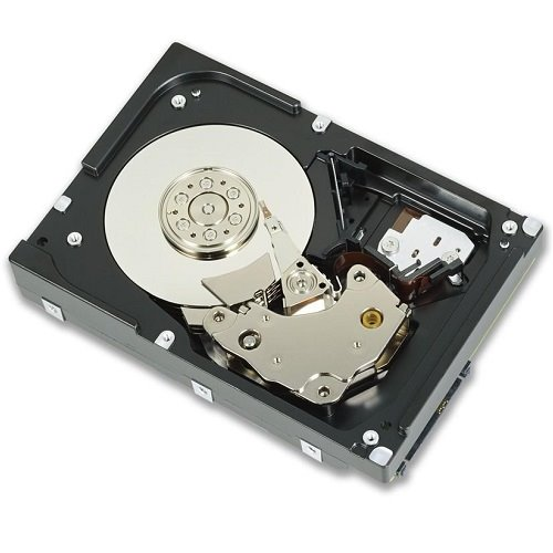 1TB 7.2K RPM NLSAS 12Gbps 512n 3.5in Cabled Hard DriveCusKit
