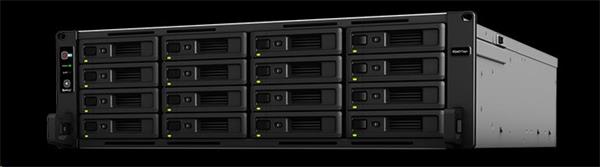 Synology™RackStation RS4017xs+ 16x HDD NAS 8GB Citrix,vmware,Microsoft Hyper-V
