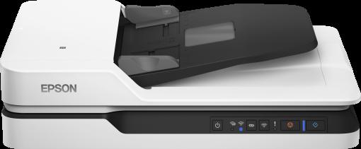Epson skener WorkForce DS-1660W, A4, 1200dpi, ADF, duplex, USB 3.0, NFC, WiFi, WiDi
