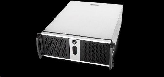 Server Chassis Chenbro RM42300-F2-U3, rack 4U, Black, bez zdroja