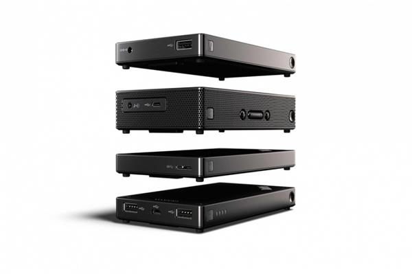 Lenovo ThinkPad Stack Professional Kit (power bank + wireless router + 1TB HDD + bluetooth speaker)