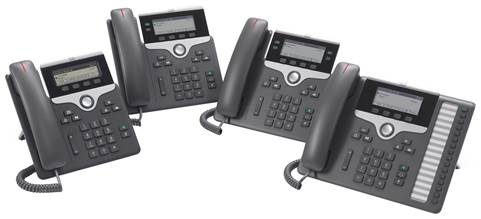Cisco Cisco UC Phone 7821