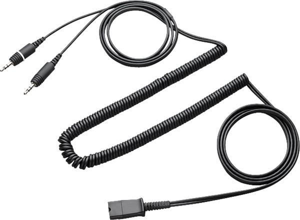 Plantronics kábel na pripojenie náhlavných súprav do zvukovej karty PC (CABLE ASSY)