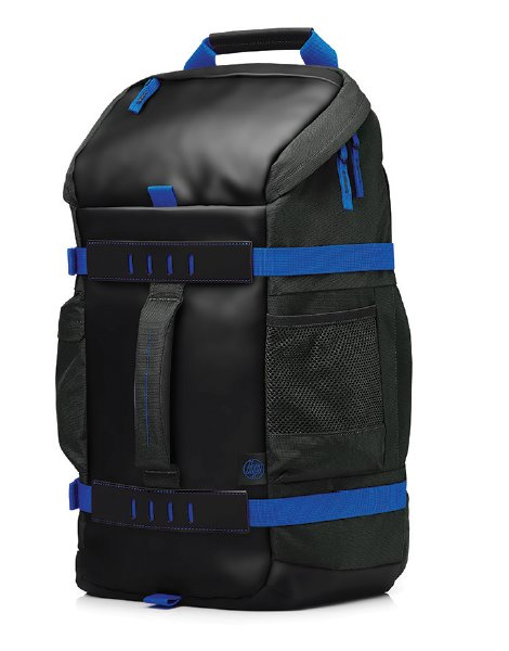 HP 15.6 Odyssey Sport Backpack blue/black