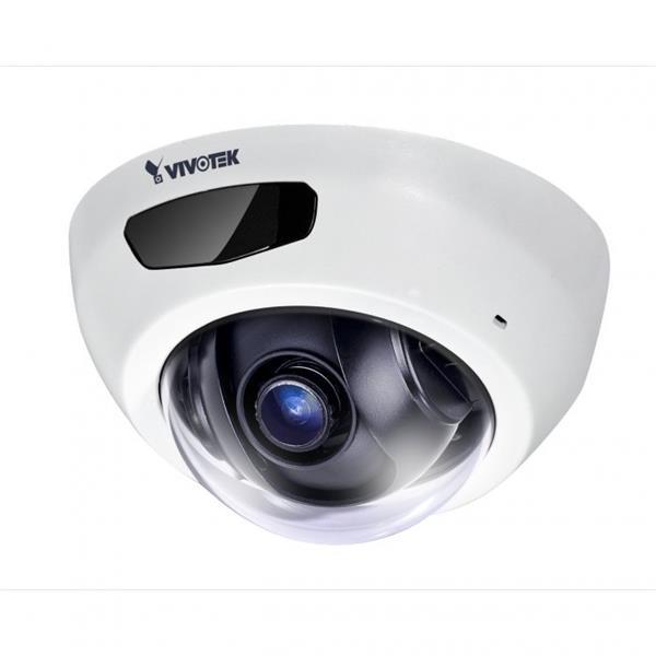 VIVOTEK FD8166A-N IP kamera (1920*1080 - 30 sn/s, 2,8mm, IR, PoE, slot na MicroSD kartu)