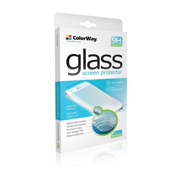 ColorWay Tvrdené sklo 9H pre Samsung Galaxy S6, 0.33mm