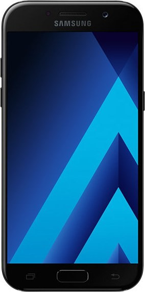 Samsung Galaxy A5 2017 Čierny
