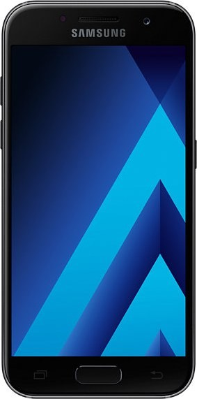 Samsung Galaxy A3 2017 Čierny