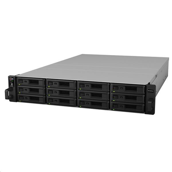 Synology™ DiskStation RS18017xs+ 12x HDD NAS /SAS/, Citrix,vmware,Microsoft Hyper-V