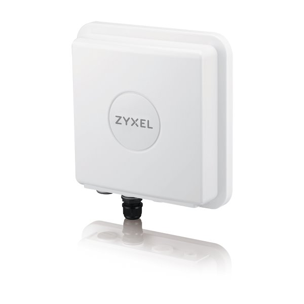 ZyXEL LTE 7460 Outdoor LTE IAD, LTE CAT6 (300Mbps), PoE, Bridge/Router mode, IP65