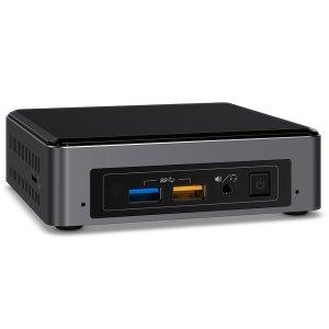 Intel® NUC i5-7260U DDR4 4xUSB3.0 HDMI miniDP PCIe GL M.2 SSD (doska s procesorom)