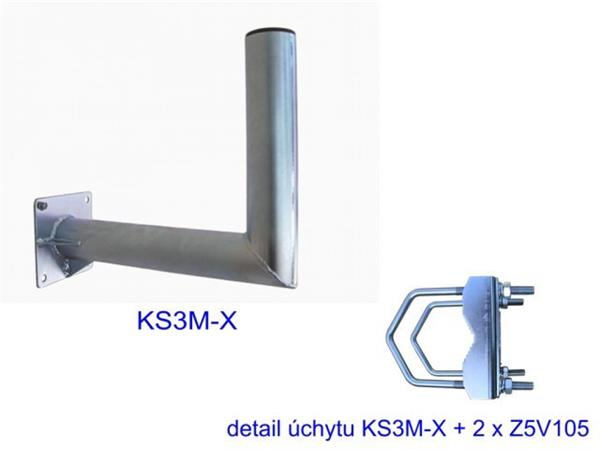 CSAT KS3M-X + 2x Z5V105