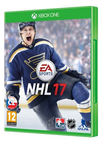 XBOX ONE hra - NHL 17