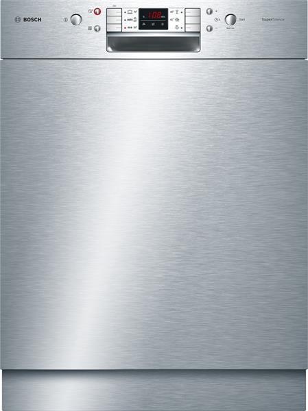 BOSCH_Umyvacka 9,5l/0,93 kWh ,RackMatic Displej Tr.ucinnosti umývania A++/susenie A Nerez