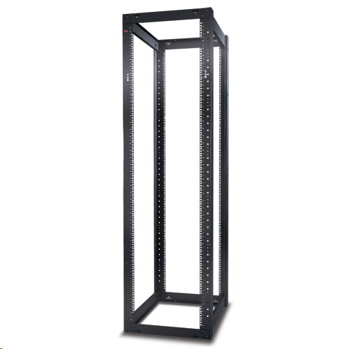 NETSHELTER 4 POST OPEN FRAME RACK 44U SQUARE HOLES