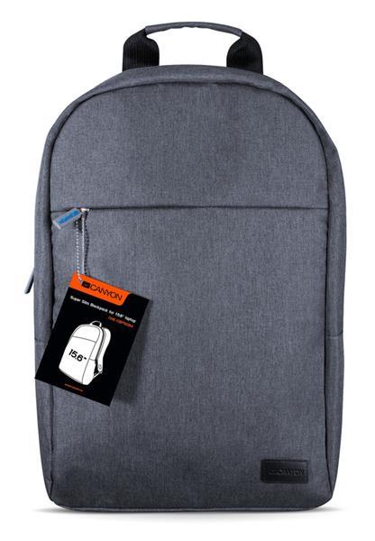 Canyon CNE-CBP5DB4, batoh na notebook do veľkosti 15,6