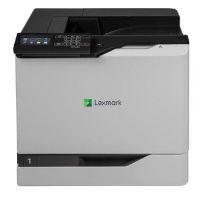 Lexmark CS820de, color laser,57ppm,1024MB,1200 x 1200 dpi, USB, G-Lan, Duplex