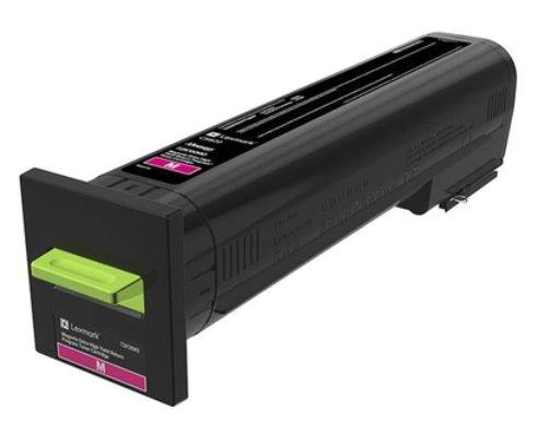 Lexmark Magenta High Yield Return Programme Toner Cartridge 22K