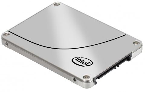 Intel® S3520 Series SATA SSD, 240GB, 2.5