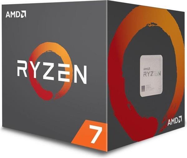 AMD, Ryzen 7 1700, Processor BOX, soc. AM4, 65W, s Wraith Spire chladičom