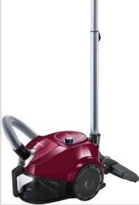 BOSCH_800 W,SensorBagless™ Technology,tr. A energ.účin., khlučnosť: 79 dB, AR: 10 m, farba: ružová (magnolia)