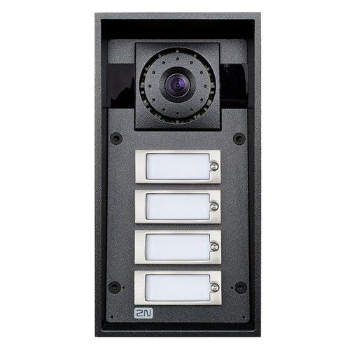 2N Helios IP Force - 1 tlačítko,kamera,piktogramy,příprava pro čtečku,10W repro