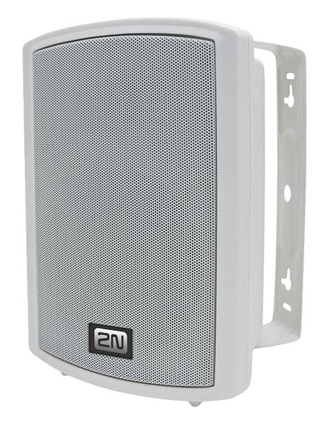 2N SIP Speaker Wall Mounted, White