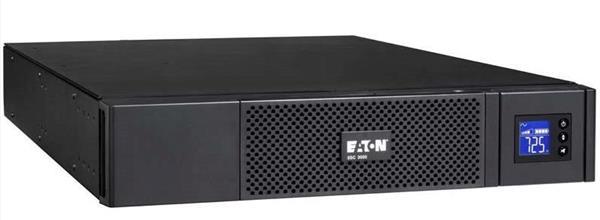 EATON UPS 1/1fáza, 2200VA - 5SC 2200IRT, 8x IEC, USB, Line-interactive, Rack/Tower