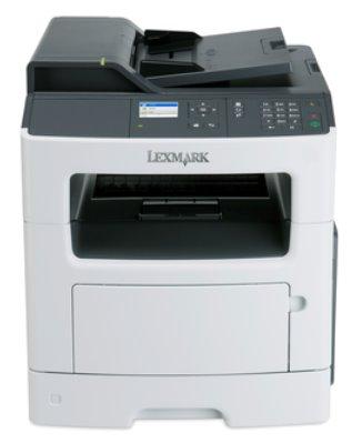 Lexmark MX317dn, mono laser MFP, 1200dpi, 33ppm, 256MB, 800MHz, print, copy,scan,fax, Duplex,Lan
