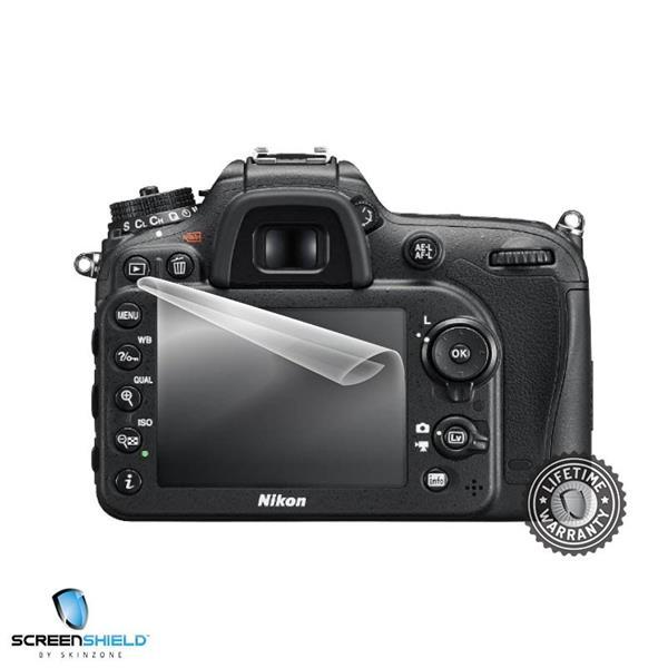 Screenshield NIKON D7200 - Film for display protection