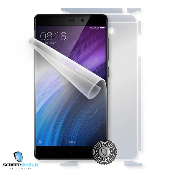 Screenshield XIAOMI RedMi 4 - Film for display + body protection
