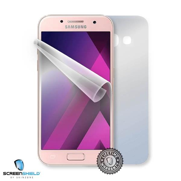 Screenshield SAMSUNG A320 Galaxy A3 (2017) - Film for display + body protection