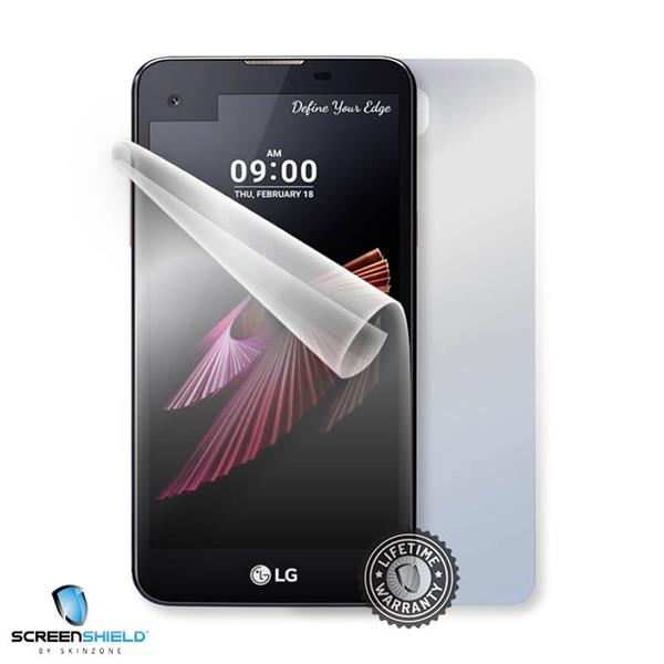 Screenshield LG K500n X Screen - Film for display + body protection