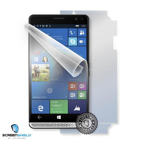 Screenshield HP Elite x3 - Film for display + body protection