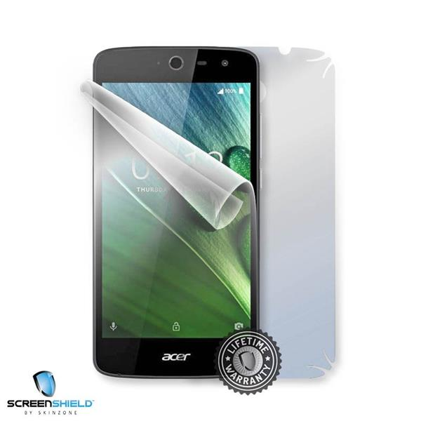 Screenshield ACER Liquid Zest T06 - Film for display + body protection