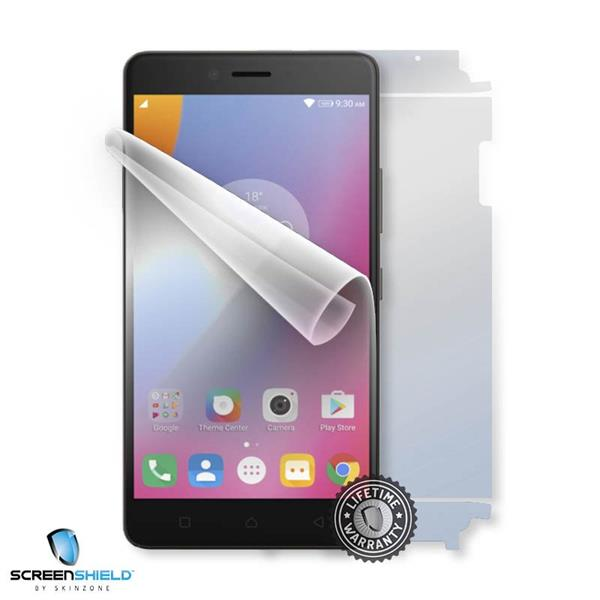 Screenshield LENOVO K6 Note K53a48 - Film for display + body protection